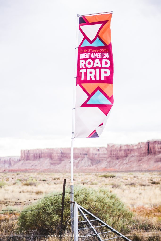 Great American Road Trip Banner