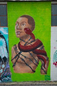 Ajo wall mural