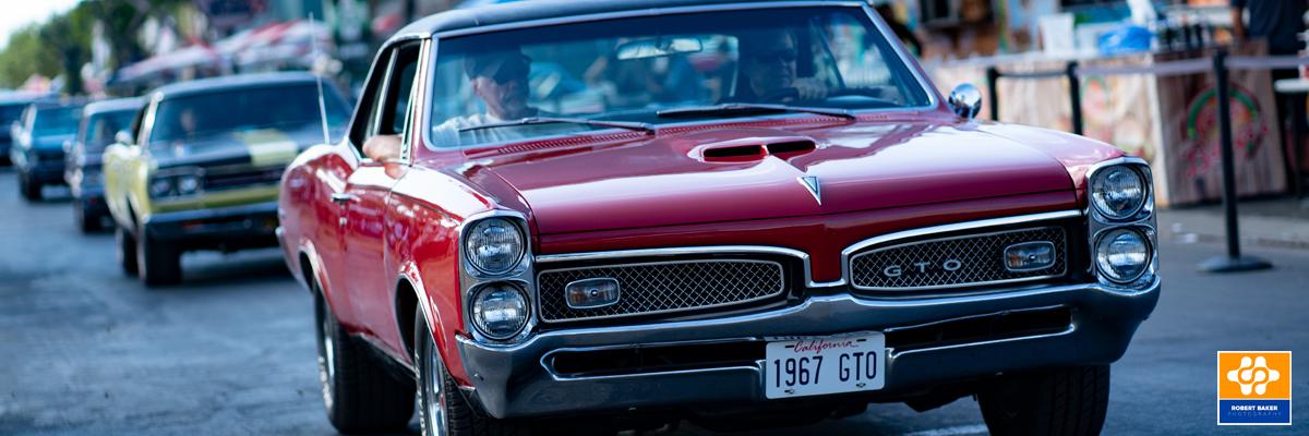 Pontiac GTO Showcar