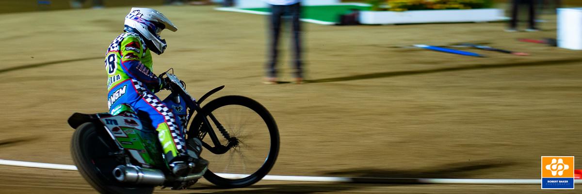 Costa Mesa Speedway Motorcycle Racing